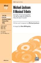 Michael Jackson: A Musical Tribute [Choir] 2-Part