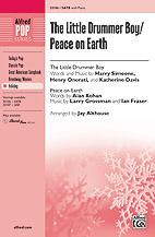 The Little Drummer Boy / Peace on Earth [Choir] SATB