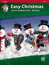Easy Christmas Instrumental Solos Lvl 1 w/CD