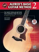 Alfred's Basic Guitar Method 2 [Guitar]