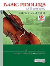 Basic Fiddlers Philharmonic: Celtic Fiddle Tunes [Viola]