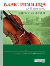 Basic Fiddlers Philharmonic Celtic Tunes Cello