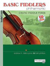 Basic Fiddlers Philharmonic: Celtic Fiddle Tunes [Teacher's Manual]