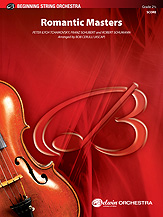 Alfred Schubert/Schumann/Tc Cerulli B  Romantic Masters - String Orchestra