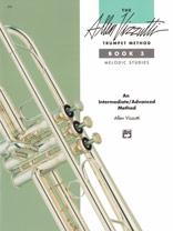 The Allen Vizzutti Trumpet Method Book 3 Melodic Studies