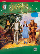 Wizard of Oz w/CD - Trumpet