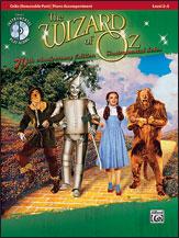 Wizard of Oz (Book/CD) - Cello