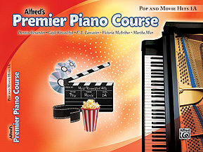 Premier Piano Course Pop and Movie Hits 1A