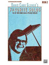 David Carr Glover Favorite Solos Bk 2