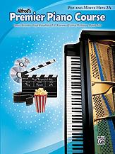 Premier Piano Course Pop/Movie Hits 2A