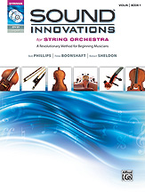 Sound Innovations for String Orchestra, Book 1 [Violin]