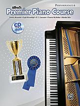 Premier Piano Course, Performance 6 [Piano]