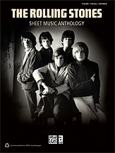 Rolling Stones Sheet Music Anthology [Piano/Vocal/Chords] PVG