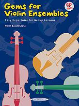 Gems for Violin Ensembles