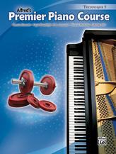 Premier Piano Course Technique Book 5 [Piano]