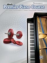 Premier Piano Course : Technique Book 6 [Piano]
