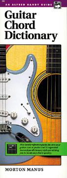 Guitar Chord Dictionary [Guitar]