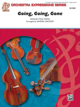 Alfred  Dackow S  Going Going Gone - String Orchestra