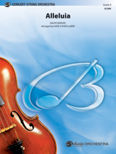 Alfred Manuel R             LaBrie K  Alleluia - String Orchestra