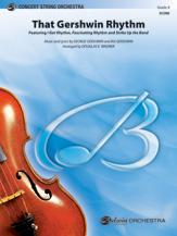 Alfred Gershwin             Wagner D  That Gershwin Rhythm - String Orchestra