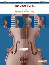 Alfred Bull J               Leidig V  Rondo in G - String Orchestra