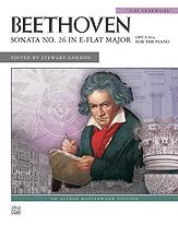 "Sonata No.26 in E-flat Major, Op.81a (""Das Lebewohl"") - Piano"