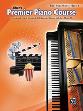 Premier Piano Course Pop and Movie Hits 4