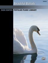 Dan Coates Popular Piano Library: Beautiful Ballads [Piano]