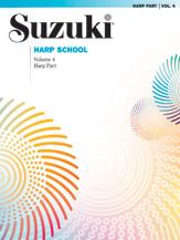 Suzuki Harp School Vol 4