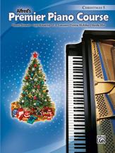 Premier Piano Course: Christmas Book 5