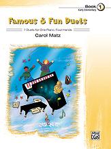Famous & Fun Duets - 1P4H - Bk 1 P1
