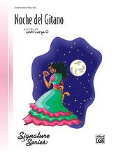 Noche del Gitano - Piano