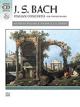 Italian Concerto (Book/CD) - Piano