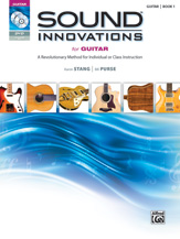Sound Innovations for Guitar Book 1 [Guitar]