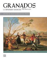 12 Spanish Dances Op 5 IMTA E PIANO