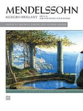 Allegro Brillant Op. 92 - 1P4H