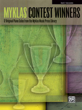 Myklas Contest Winners, Bk. 3 - Piano