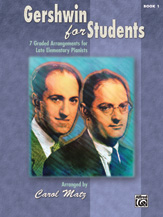 Gershwin for Students, Book 1 - Piano