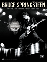 Bruce Springsteen: Keyboard Songbook 1973-1980 PVG