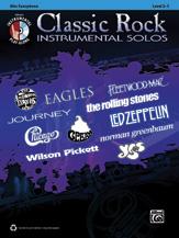 Classic Rock Instrumental Solos for Alto Sax