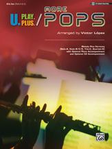 U Play Plus More Pops - Alto Saxophone