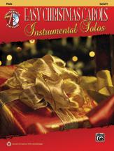 Easy Christmas Carols Instrumental Solos [Flute]