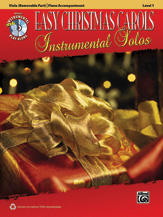 Easy Christmas Carols Lvl 1 w/CD