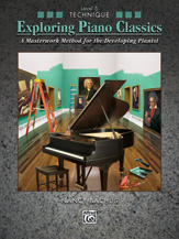 Exploring Piano Classics Technique 5 [piano]