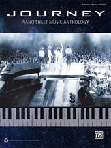 Journey: Piano Sheet Music Anthology PVG