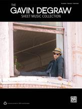 Gavin DeGraw: Sheet Music Collection [Piano/Vocal/Guitar]