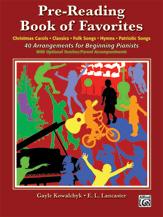 Pre-Reading Book of Favorites - Piano