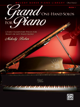 Grand One Hand Solos for Piano 1