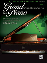 Grand One Hand Solos for Piano 2