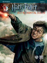 Harry Potter Instrumental Solos [Alto Sax]